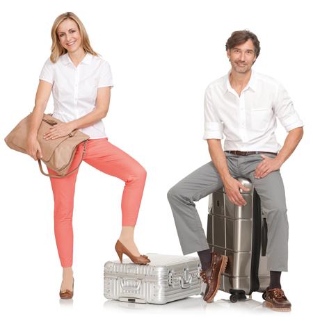 Reizigerskousen voor mannen en vrouwen